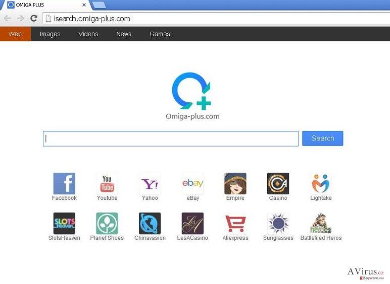 Omiga-plus.com kép