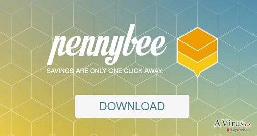 PennyBee adware kép