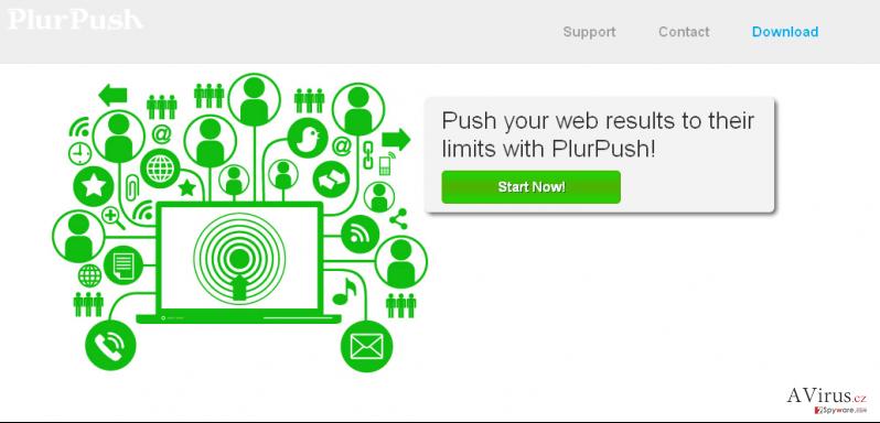 PlurPush kép