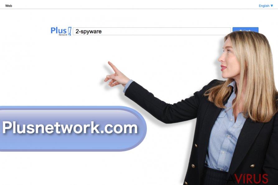Plusnetwork.com vírus