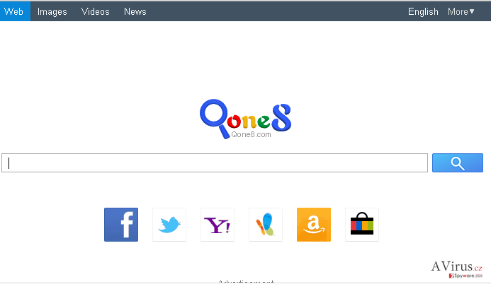 Qone8.com kép