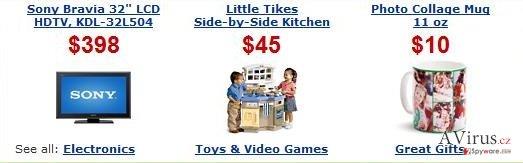ArcadeParlor hirdetések kép