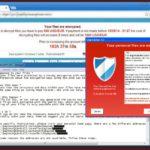 CryptoWall vírus kép