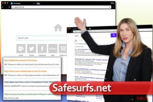Safesurfs.net vírus