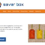 Saver Box hirdető kép
