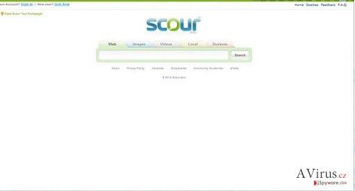 Scour vírus kép