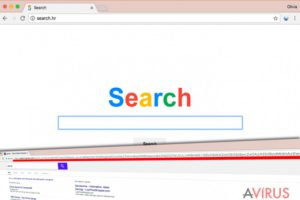 Search.hr vírus