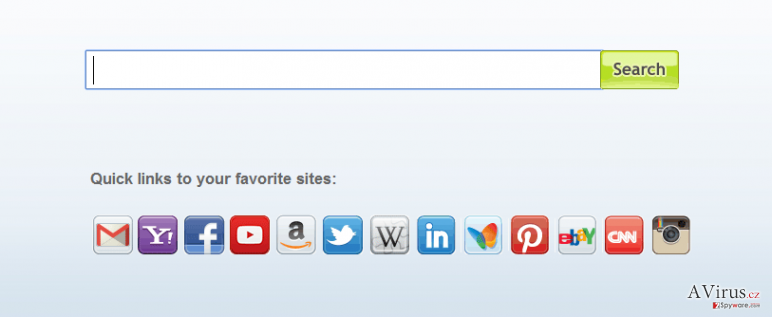 Search.myway.com vírus kép