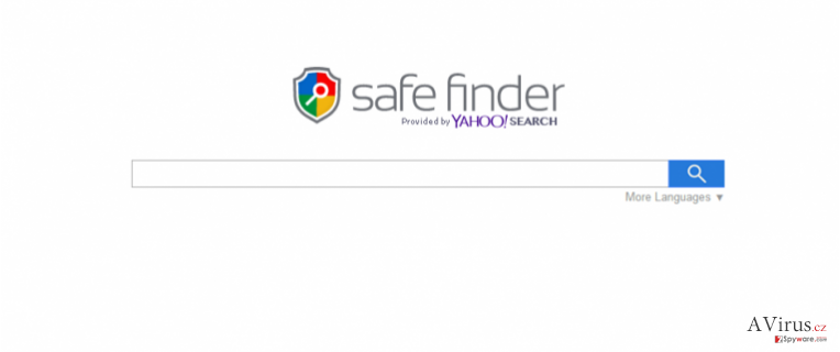 Search.SafeFinder.com kép