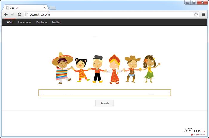 Searchiu.com vírus kép