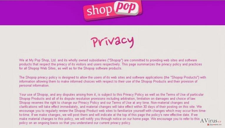 Shopop vírus