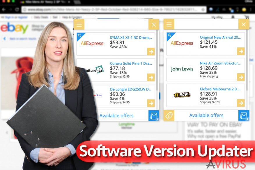 Software Version Updater