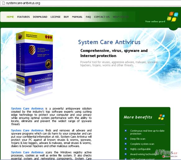 Systemcare-antivirus.org kép