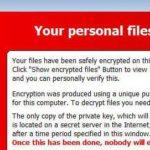 TeslaCrypt vírus kép