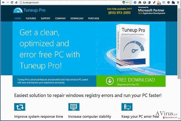 TuneUp Pro kép