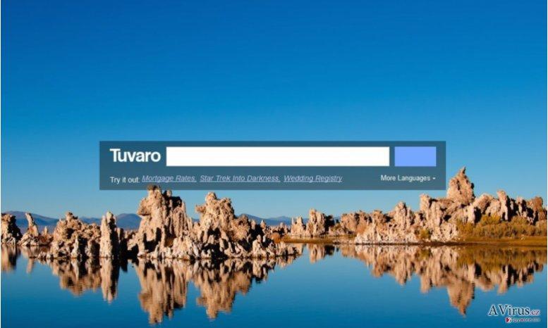 Tuvaro vírus kép