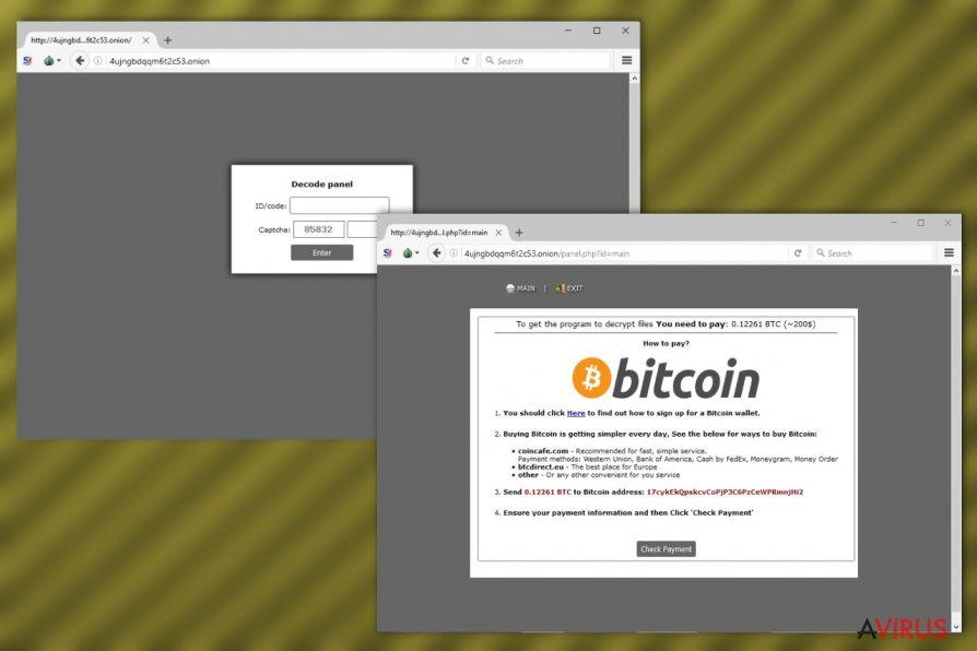 UIWIX ransomware vírus