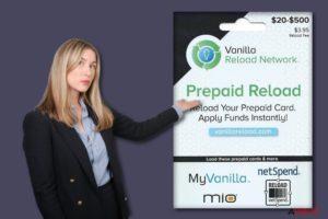 Vanilla Reload vírus