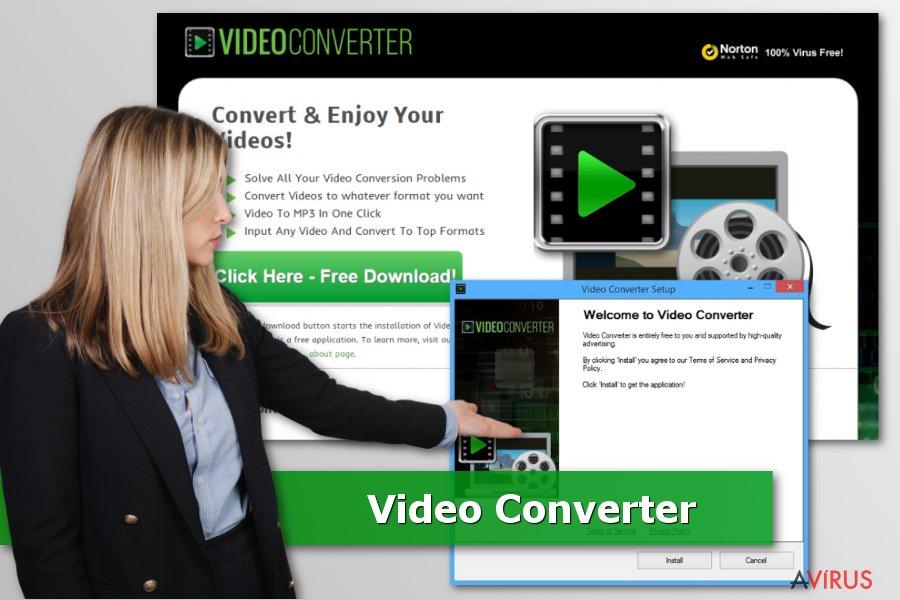Video Converter hirdetések