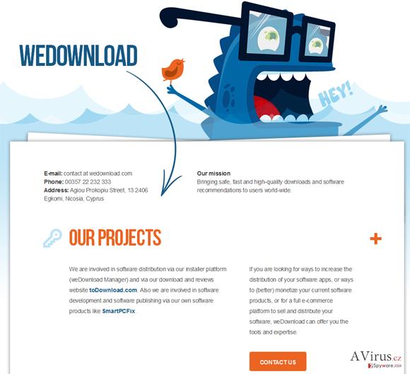 WeDownload Manager kép