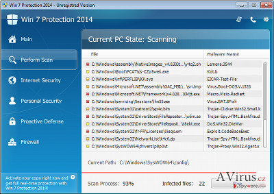 XP Protection 2014 kép