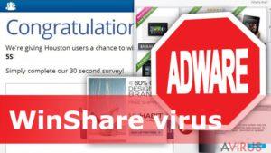WinShare vírus