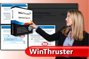 WinThruster vírus