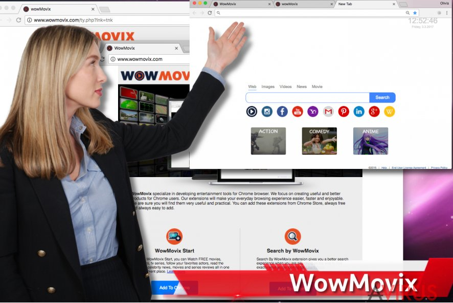 A WowMovix programok