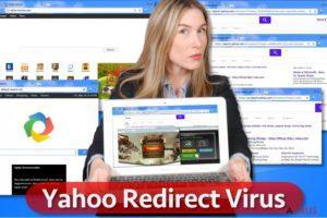Yahoo átirányító vírus