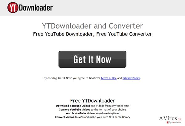 YTDownloader kép