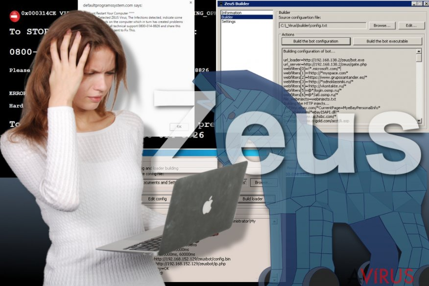 A Zeus vírus